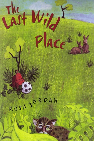 Last Wild Place, Canadian cover